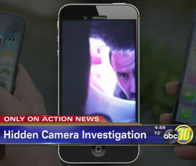 Hidden Camera Shower Video Catches Selma Iraq War Veteran Off Guard Abc30 Com