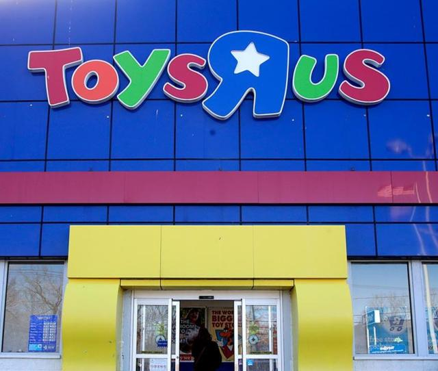From Geoffrey To Kids R Us Toys R Us Through The Years