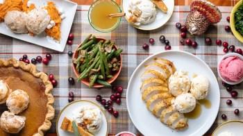Unique ice cream flavors bring Thanksgiving to the dessert menu