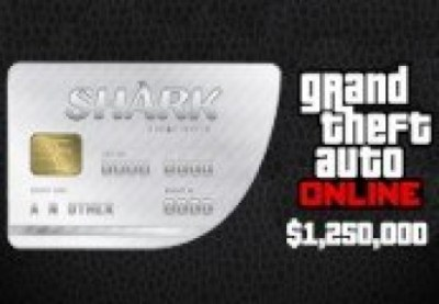 Grand Theft Auto Online - $1,250,000 Great White Shark ...