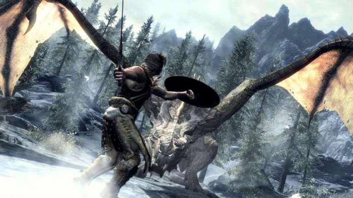 PC Game Open World The Elder Scrolls V: Skyrim