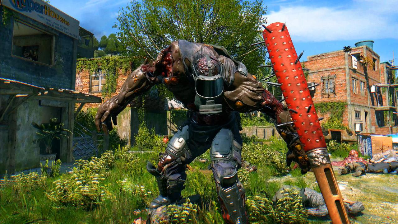 Dying Light Bad Blood Steam Gift