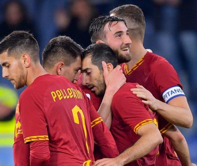 Kumpulan Berita As Roma Terbaru Bola Net