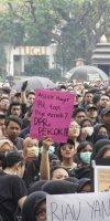 Deretan Poster Kocak Demo Mahasiswa Sobat Ambyar Sampai Sungguh
