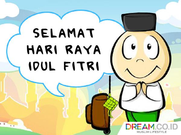 Selamat Hari Raya Idul Fitri Dream Co Id