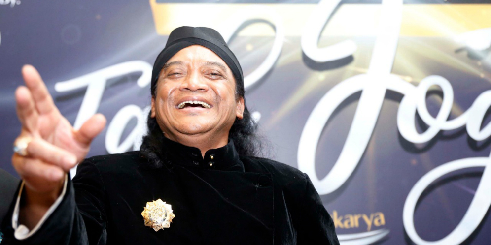 Cerita Di Balik Julukan The Godfather Of Broken Heart Didi Kempot