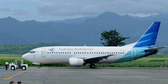 Awal Tahun 1 Pesawat Garuda Indonesia Siap Layani Kargo Merpati Airlines Merdeka Com