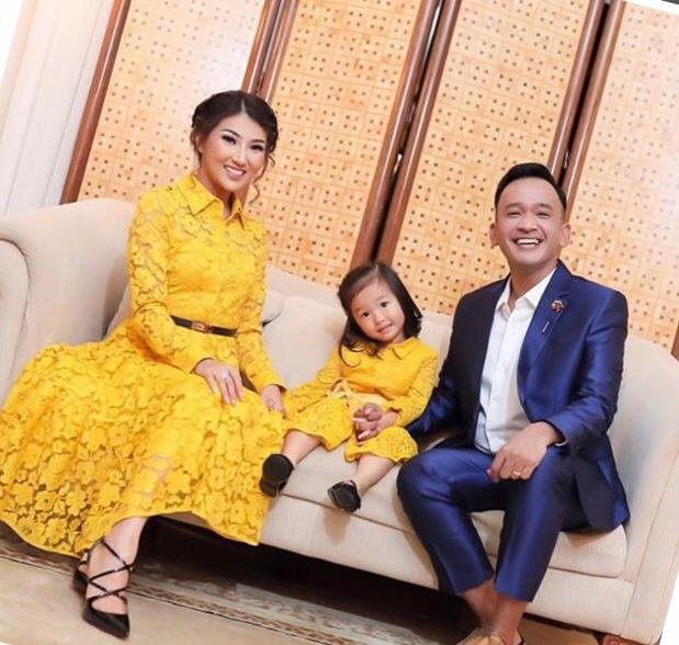 Even 31 years old, 6 portraits of sarwendah's transformation from cherrybelle to motherhood