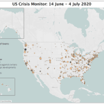 Visualizing All Of The Protests And Political Unrest In The U S This Summer