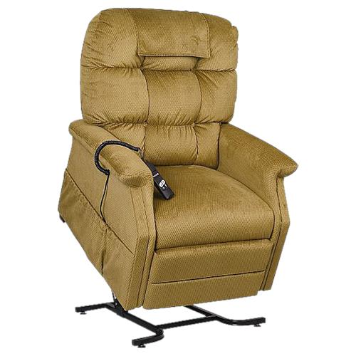 golden tech cambridge three position lift chair with chaise pad