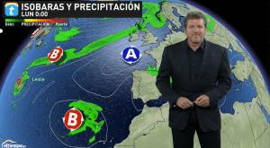 Tiempo revuelto para esta semana del Pilar con intensas tormentas en algunas comunidades