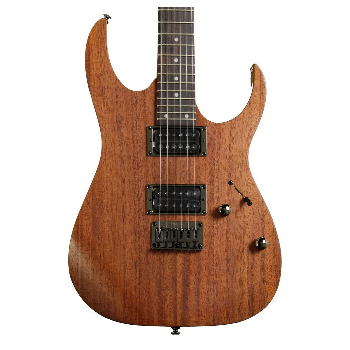 Ibanez Rg421 Electric Guitar Mahogany Oil At Gear4music