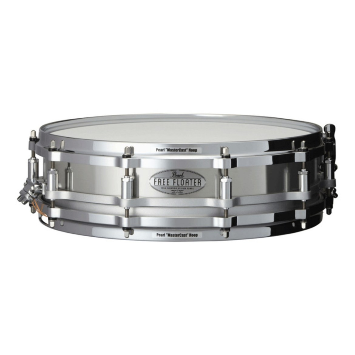Pearl FTSS1435 Free Floating 14 x 3.5 Snare Drum Steel