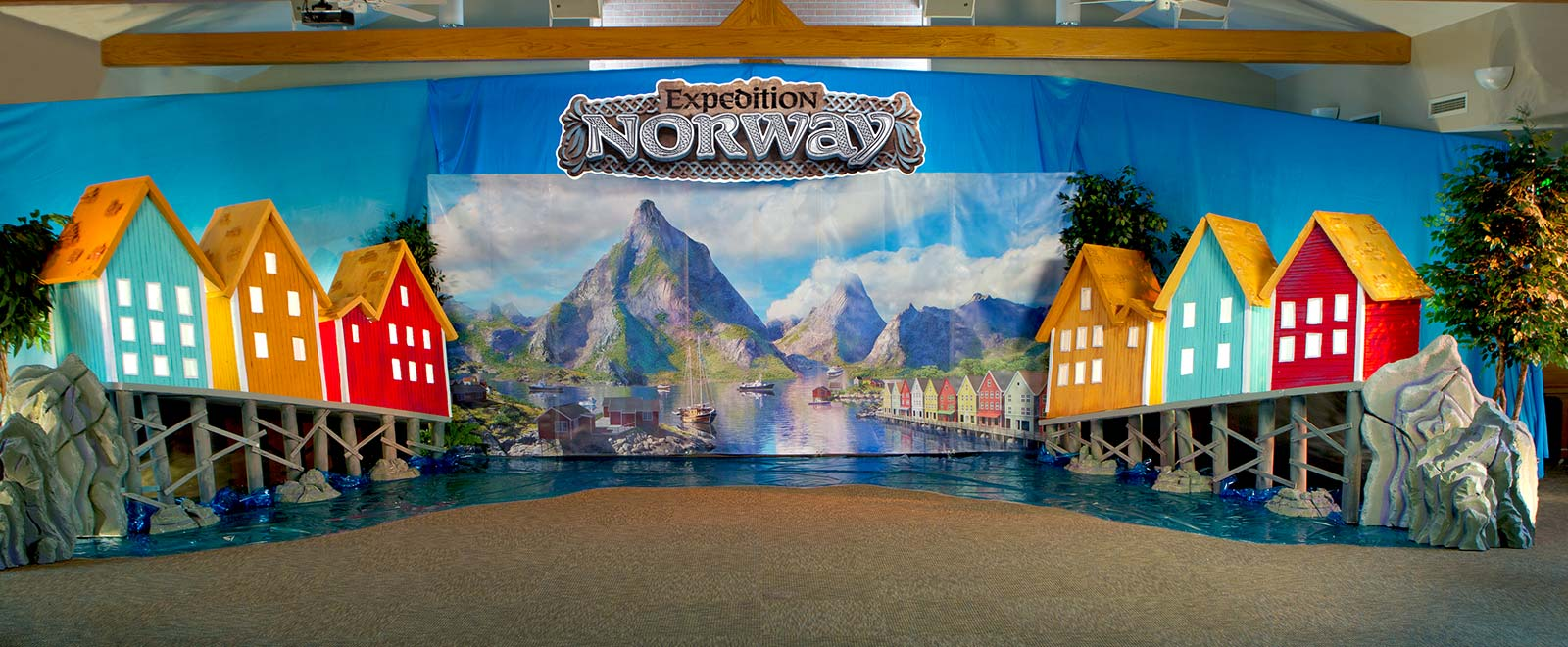Expedition Norway Cross Culture VBS 2016 Group Vacation