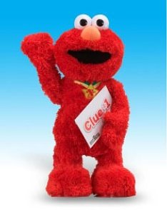 Elmo gets Extra Special Edition