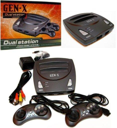 Gen-X Dual Station console