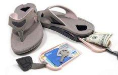 Reef Stash sandals hide your secrets