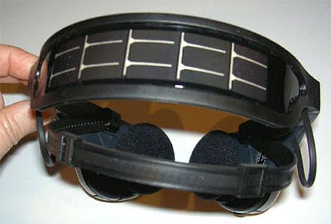 Soltonix headphones love the sun