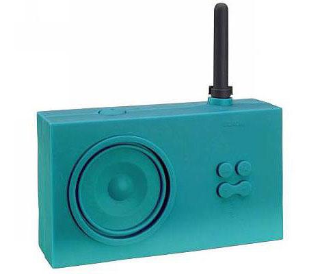Lexon Tykho Radio simple in design