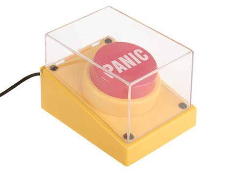 USB Panic Button for novelty reasons