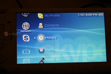 Skype for the PSP Review: It Is Good!