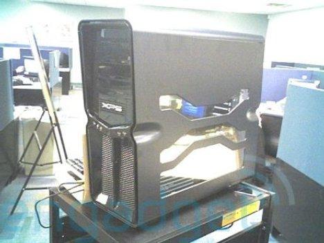 Sneak Peek of Dell XPS 730 H2C
