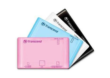 Transcend P8 USB Card Reader
