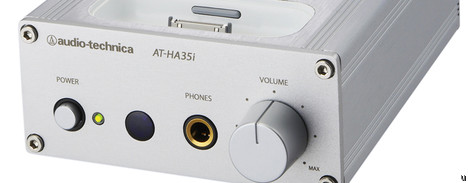 Audio-technica AT-HA35i combo device