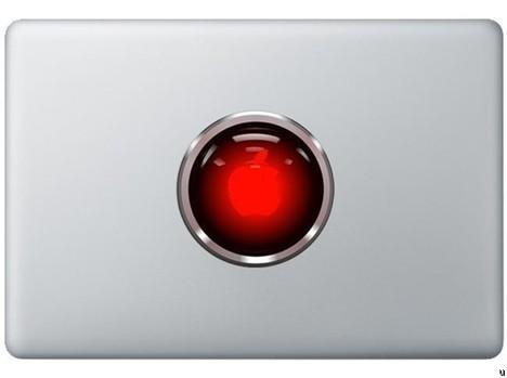 New HAL MacBook decal turns you machine mad