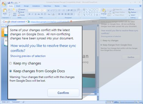 Google Cloud Connect For Microsoft Office Available To Early Testers