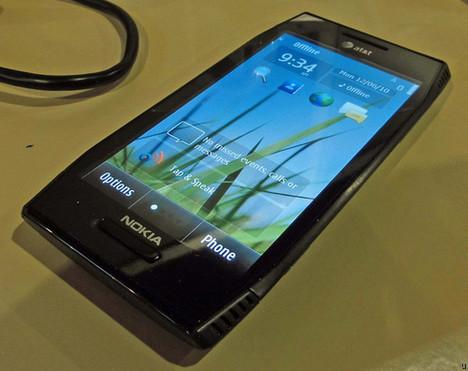 Nokia X7 set to arrive via AT&T