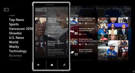 Windows Phone 7 Marketplace unveiled