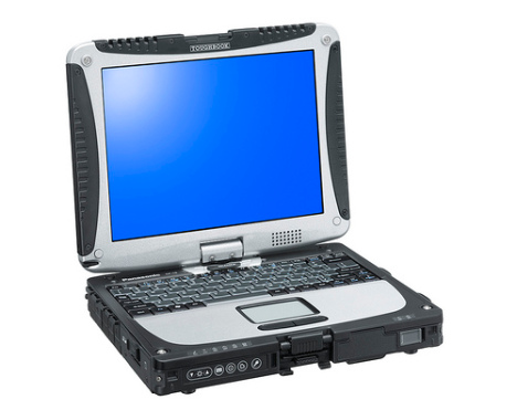 Panasonic Toughbook 19 Updated With Intel Core i5 Processor