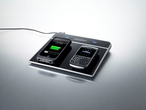 Energizer Introduces Its New Inductive Charger With Qi Technology