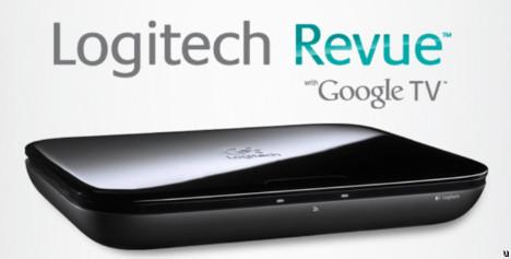 Logitech Revue Google TV Box To Arrive On September 29th For $299?