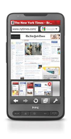 Opera Mini 5.1 Arrives For Windows Mobile