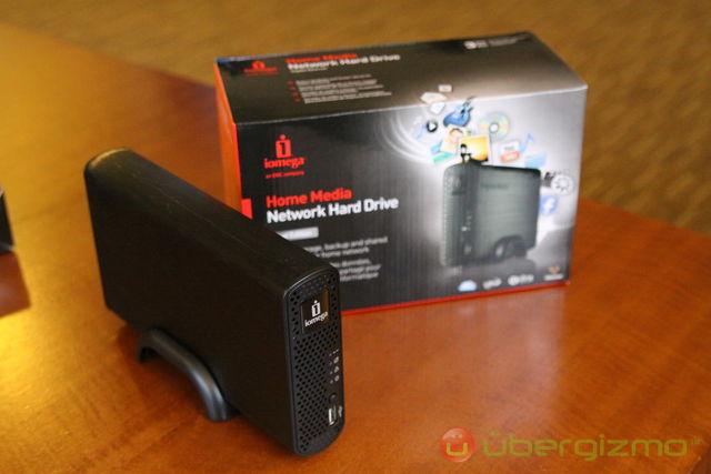 Iomega Home Media Network Hard Drive Cloud Edition