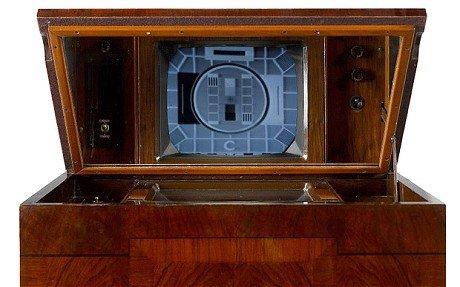 Britain's oldest TV