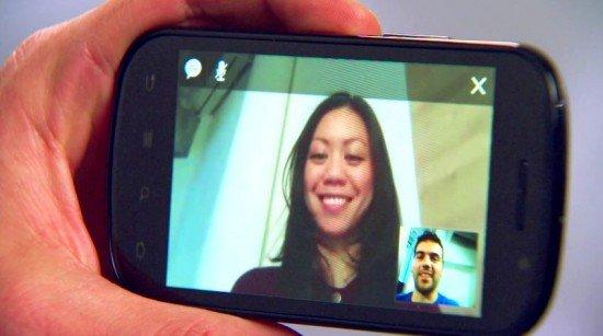 Gtalk video chat