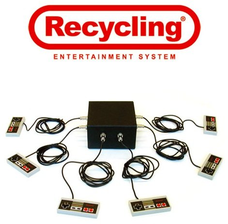 Recycling Entertainment System