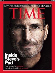 Time iPad