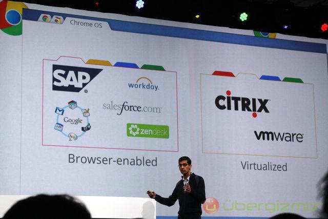 Chromebook Preview | Ubergizmo