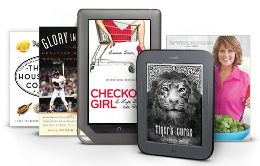 NOOK eBooks