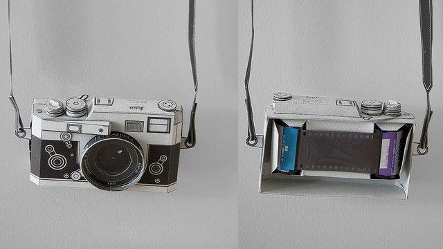 Papercraft Leica M3