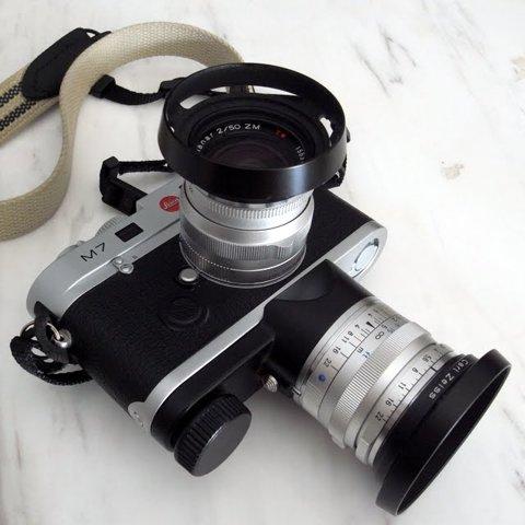 Leica Lens holder