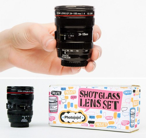 Shot Glass Lens Set
