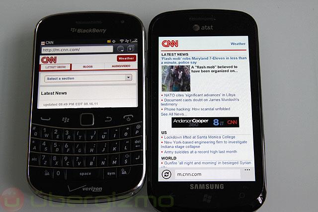 Blackberry Bold 9900 Review | Ubergizmo
