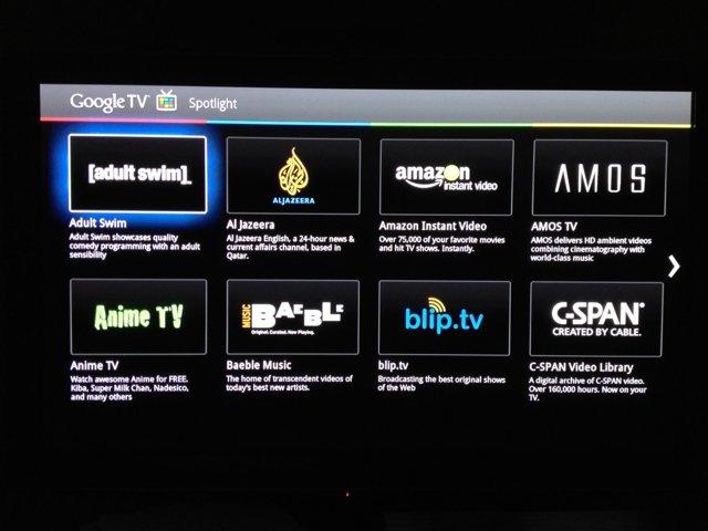 Google TV 2.0