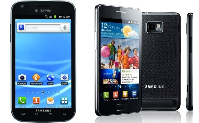 T-Mobile Galaxy S2