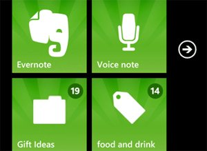 Evernote WP